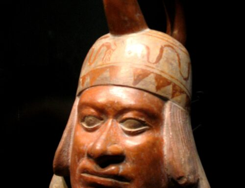 Moche Faces from the Past