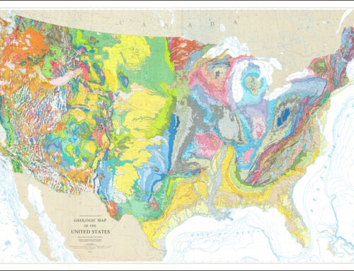 A US Geology and Art Tour