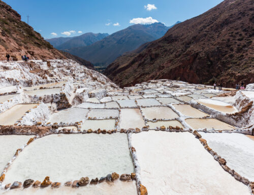 Salt Ponds of Maras