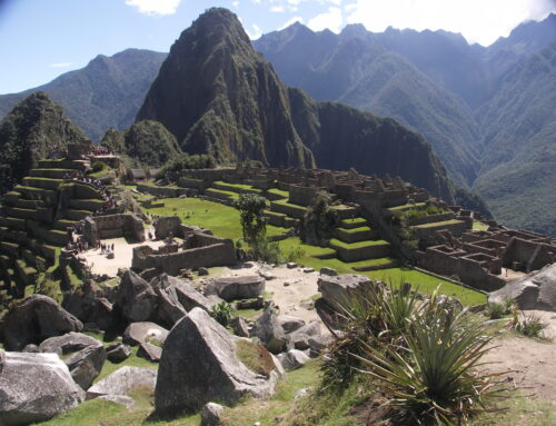 Monuments, Megaliths, and Inca Builders