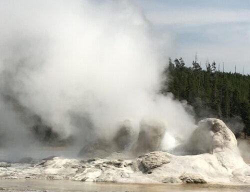 Geysers in the Americas
