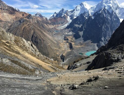 The Huayhuash and the Void