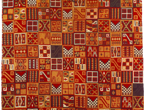 Fabulous Ancient Andean Fabrics