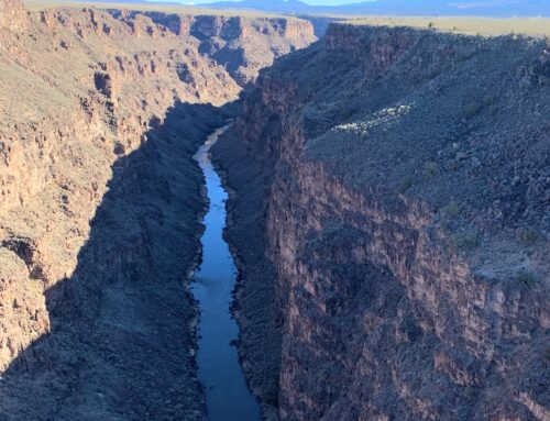 Rifts and the Rio Grande
