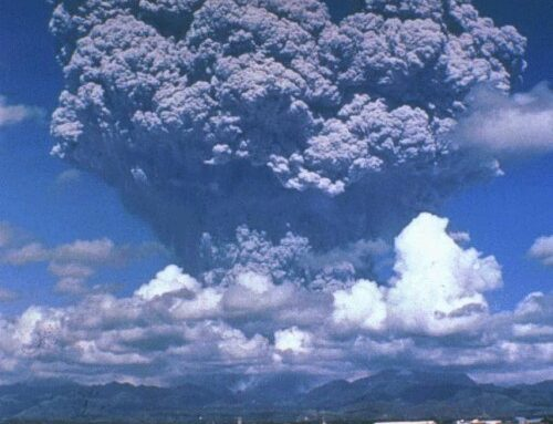 A Few Facts: Volcanic Explosions