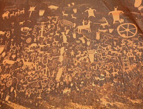 Cultural and Climate Changes Recorded in Rock Art