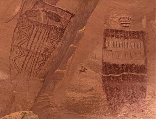 Mysterious Rock Art – Barrier Canyon Style
