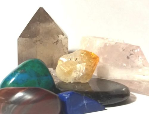 """The """"Healing Crystal"""" Conundrum"""