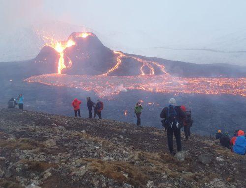 Iceland's Volcanic Theater